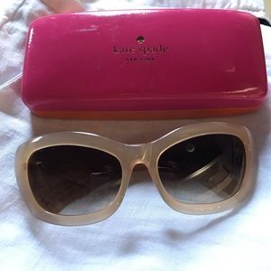 Kate Spade Meghan Cat Eye Sunglasses